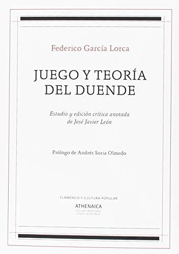 Juego y teoría del duende (Flamenco y cultura popular)