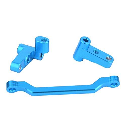 3-teiliges Lenkgestänge, RC Car Pull Rod für WLtoys A949 A959-B A969 A979 K929