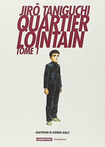 Quartier lointain, tome 1 - Prix du meilleur scénario, Angoulême 2003
