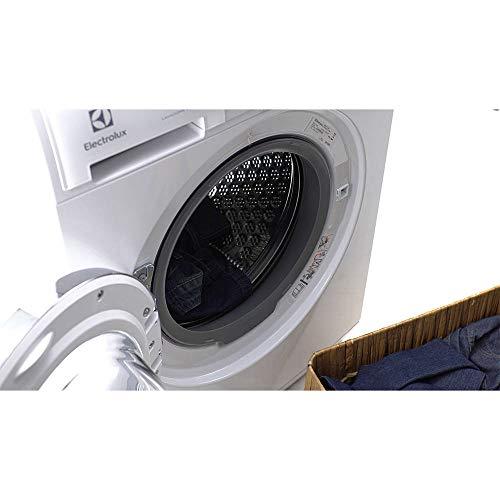 Lavadora de roupa Electrolux LFE10 10,2kg Front Load com Motor Inverter Cesto Inox e Sistema Vapor - 110V