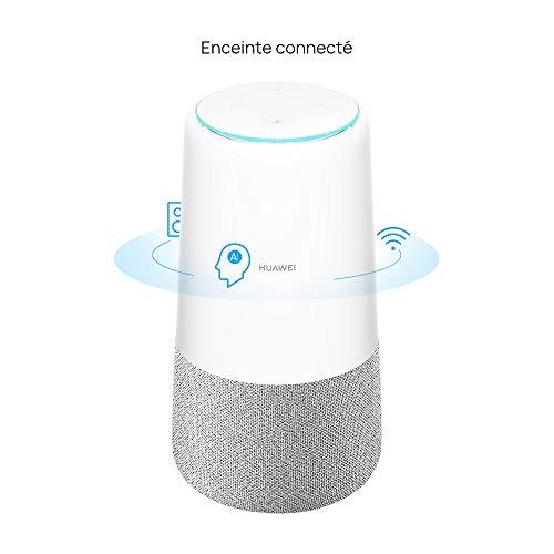 Huawei AI Cube – Lautsprecher und Router, 4 G, kompatibel mit Alexa - 5