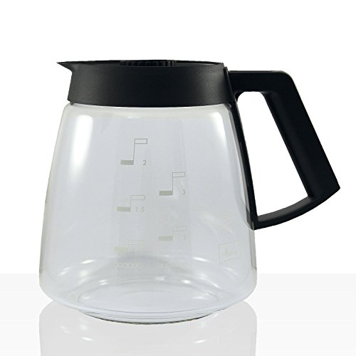 Melitta Glaskanne 2,2 Liter Ka-G M 220 für Gastro, Gewerbe Filterkaffeemaschinen