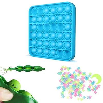 Amazon - 25% Off on Popper Fidget Toy | Pack of Push Pop Fidget Toy and Pea Pod Fidget Toys
