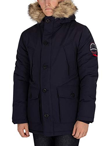 Superdry Herren Everest Parka Jacket