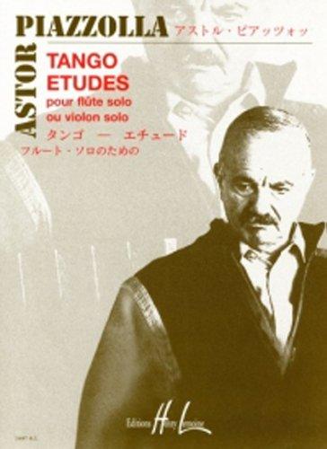 Tango - Etudes (6)