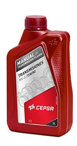 CEPSA 646414188 Aceite sintético para transmisiones manuales y Cajas de Cambios, 1litro