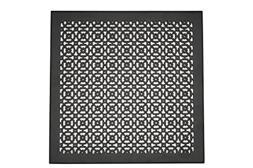 """Achteck 12""""x 12"""" Duct opening Solid Cast Aluminum Air Return Grill Vent Cover 