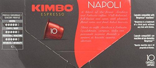 KIMBO espresso NAPOLI Nespresso® Kompatibel