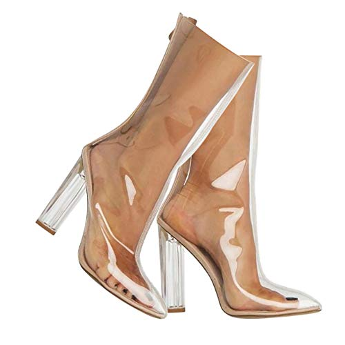 Ankle Boots for Women with High Heel (85% Off)