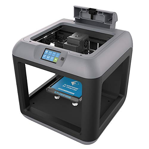 FlashForge 3D Printer Finder 2.0 Compact, Quiet and Easy To Use, Large Build Volume
