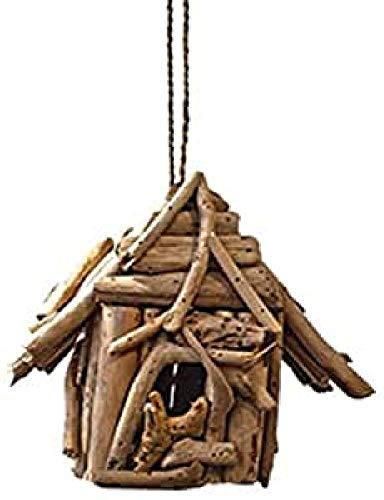 LIFE Naturals Driftwood Place Comedero para pájaros, tamaño 35cm