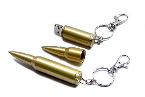 Cartuccia Tomax oro come un flash drive USB con 16 GB USB Flash Drive Memory Stick