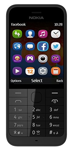 Nokia A00018034 - NOKIA 220 RM-970 CV GB BLACK - IN