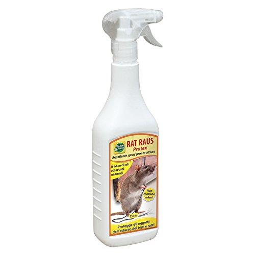 Dmail - Repellente spray per topi e ratti