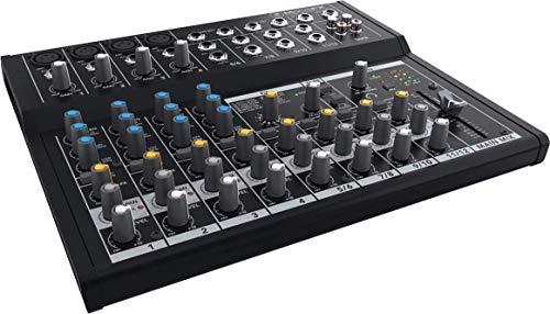 Mackie Mix Table de mixage 8 canaux Noir