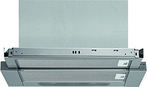 Bauknecht DBAH 65 LM X Dunstabzugshaube Flachschirm / 60cm / Für Abluft- und Umluftbetrieb geeignet / 85,8 kWh / LED / 3 Leistungsstufen / Energieeffizienzklasse D