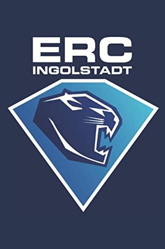 ERC Ingolstadt Notebook: Minimalist Composition Book | 100 pages | 6