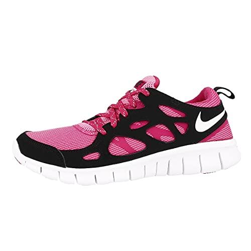 Nike Mädchen, Unisex Kinder Sneaker Low Free Run 2 LE (GS)