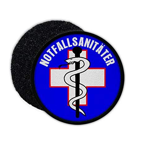 Copytec Patch Notfall Sani Sanitäter EMS Notfallsanitäter Arzt Medical Services #30915
