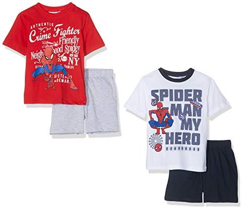 Marvel Spiderman Conjuntos de Pijama