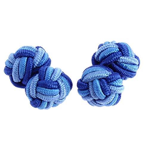Clj Charles Le Jeune. Passementerie. Kent, Microfibre. Bleu, Bi -Color.