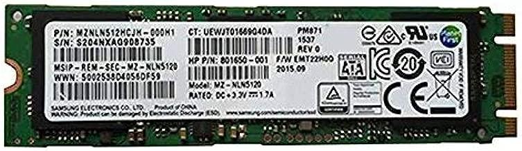 SSD for HP Spectre Pro X360 G1 Hard Drive SPS-SSD 256GB M2 SATA-3 TLC 803218-001