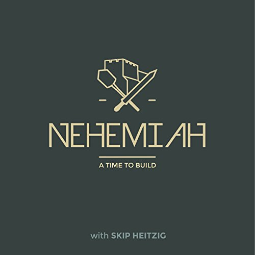16 Nehemiah - A Time To Build - 2005 audiobook cover art