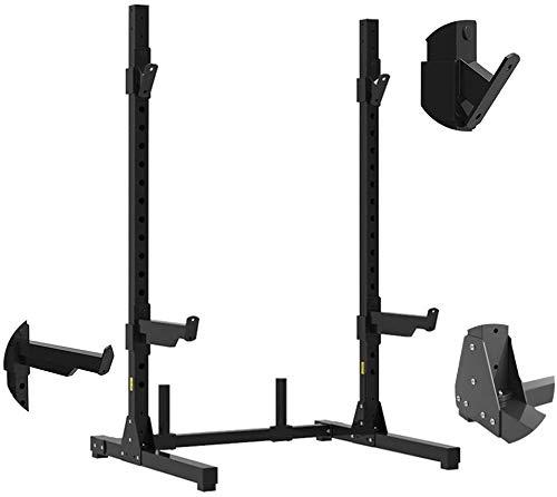 BATOWE - Standard-Hantelbänke für Krafttraining in Black, Größe 112*100*178cm