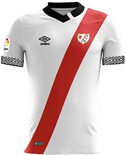 Camiseta Futbol Rayo Vallecano