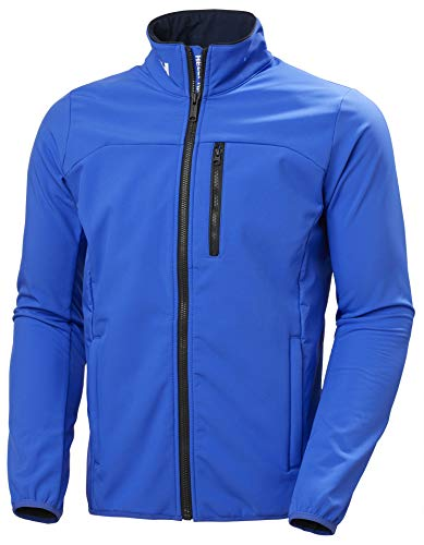 Helly Hansen November Propile Jacke – Fleece Jacke, Herren, Graphitblau, L