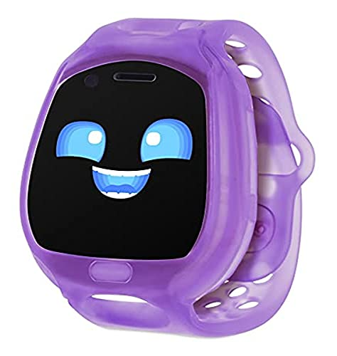 Little Tikes Tobi 2 Robot Purple Smartwatch with Head-to-Head Gaming,...