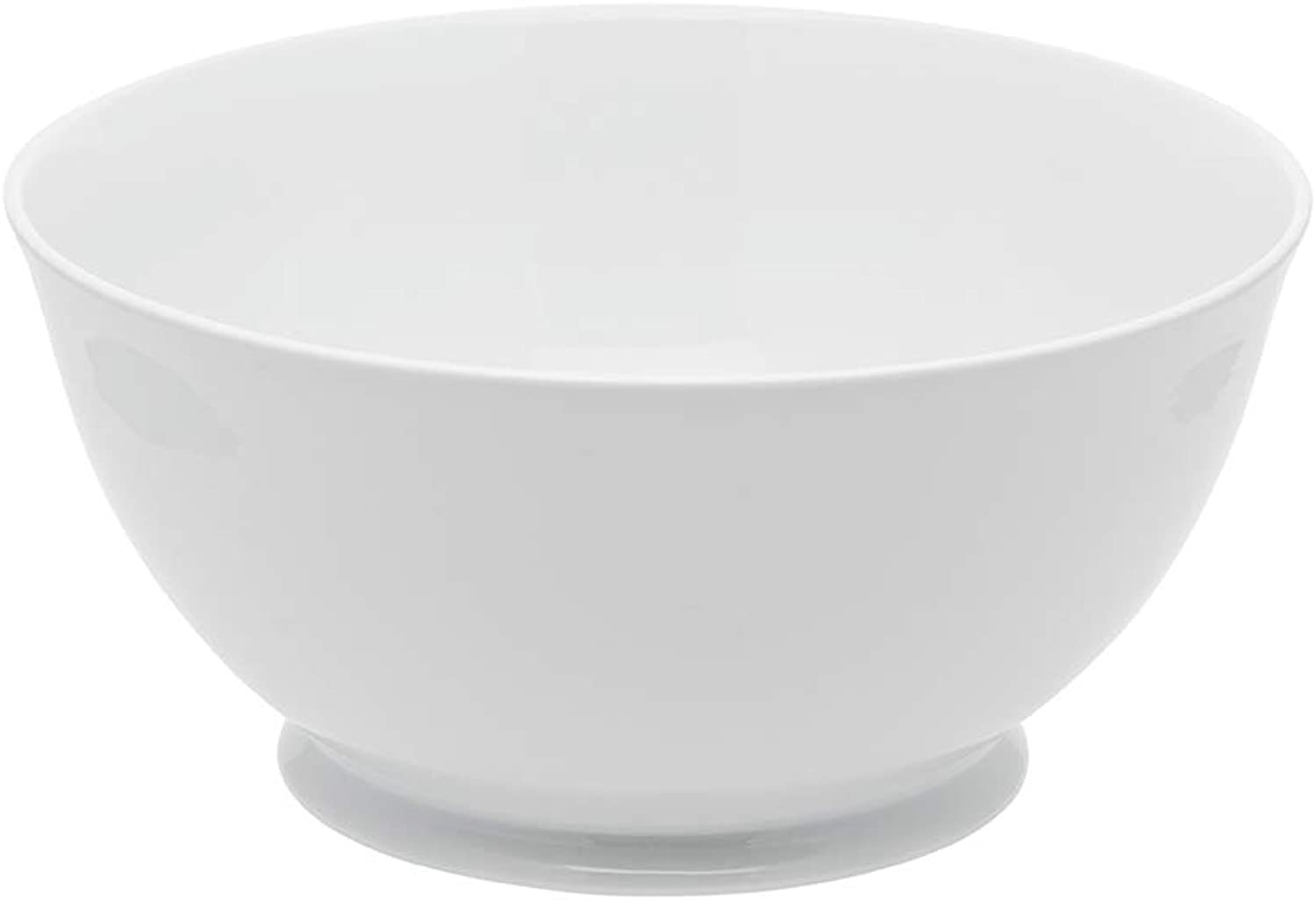 DEGRENNE 227841 Collection L Saladier rond 25 cm, Blanc