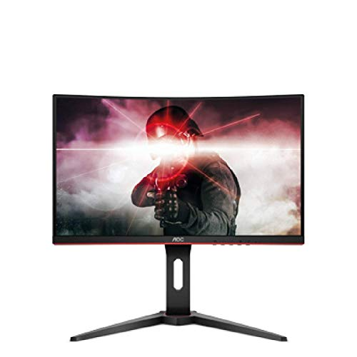 AOC C24G1 24' Curved Frameless Gaming...