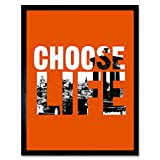 Wee Blue Coo Quote Choose Life Trainspotting Edinburgh