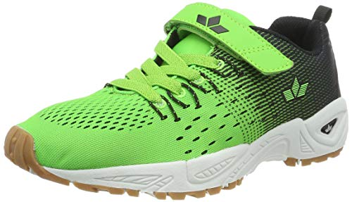 Lico Mic VS Sneaker Unisex, Grün/ Schwarz, 37 EU