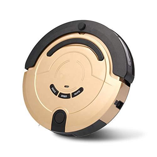 Buy Vivian Yang Robotic Vacuum 3 in 1, Auto Self-Charging, Anti-Drop Collision Sensor, 4 Cleaning Mo...