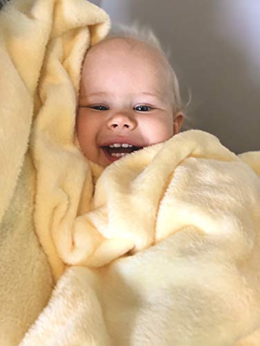 Baby So...Warm Baby/Toddler Blanket - Ultra Soft -...