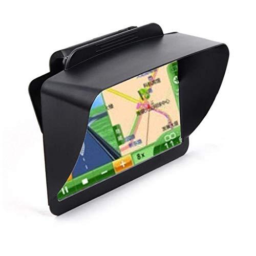 1pc Navigator Parasol Parasol Gps Navigator Navigator Visera Accesorios Cubierta De 7 Pulgadas Navegador Decoración Interior Del Coche