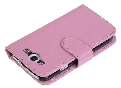 Webkaufhaus24 Samsung i9300Galaxy S3Portafoglio Custodia in Pelle Protettiva Case Cover Custodia