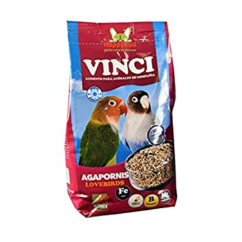 Vinci Aliment spécial Agapornis – Aliment – HappyZooMascotas