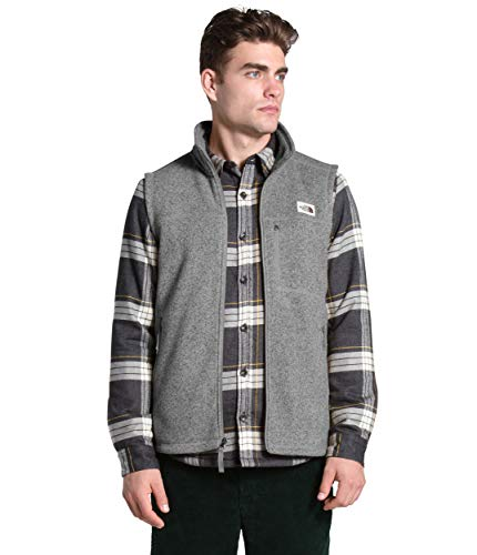 The North Face Men's Gordon Lyons Vest, TNF Medium Grey Heather, M