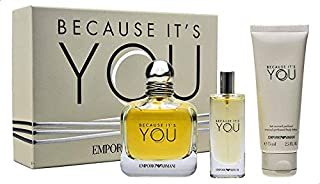 Armani - Estuche de regalo because its you giorgio