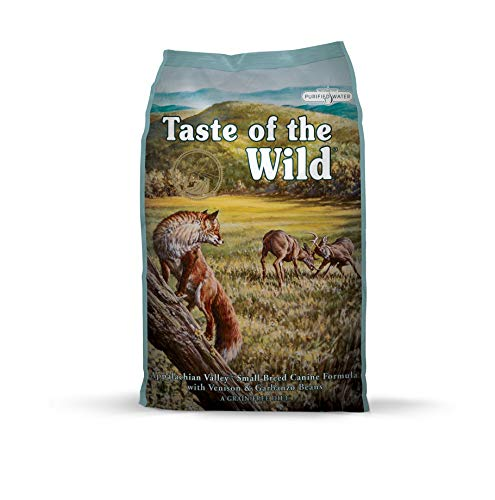 Taste of the Wild Canine Appalachian Valley Small Breed Venado - 6000 gr