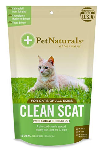 Top 10 best selling list for supplement for cat stinky poop