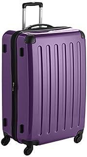 HAUPTSTADTKOFFER - Alex- Luggage Suitcase Hardside Spinner Trolley 4 Wheel Expandable, 75cm, purple (B004W7CJTM) | Amazon price tracker / tracking, Amazon price history charts, Amazon price watches, Amazon price drop alerts