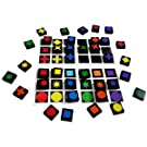Keeping Busy Match The Shapes Low Vision Edition Dementia and Alzheimer's Engaging Activities / Puzzles / Games for Older Adults