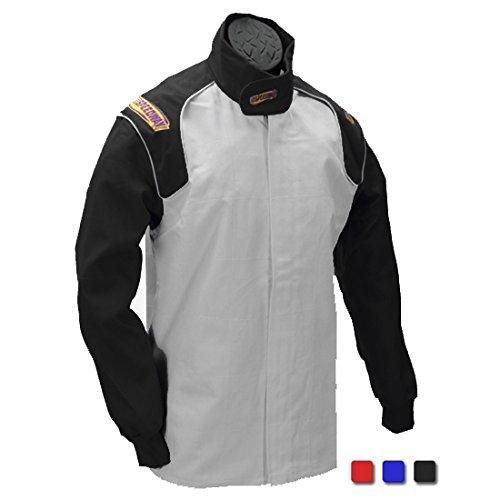 Speedway Motors Blue Racing Jacket Only, SFI-1, XXL