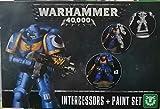 Warhammer 40.000 Intercessors & Paint Set, Tabletop -