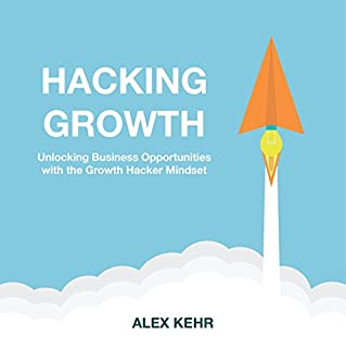 Hacking Growth audiobook cover art
