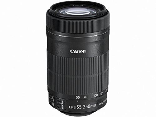 CANON EF-S55-250mm F4-5.6 IS STMお買い得の量販店モデル白箱